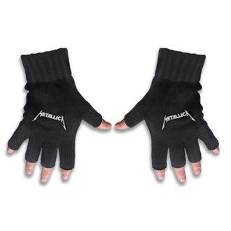 rukavice Metallica - LOGO - RAZAMATAZ, RAZAMATAZ, Metallica