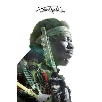 plagát Jimi Hendrix - Double Exposure, PYRAMID POSTERS, Jimi Hendrix