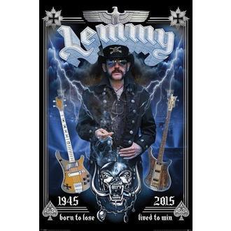 plagát Motorhead - Lemmy - Pamätné, PYRAMID POSTERS, Motörhead