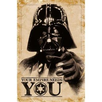 plagát Star Wars - Your Empire Needs You, PYRAMID POSTERS