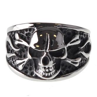 prsteň ETNOX - Big Skull, ETNOX