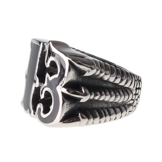 prsteň ETNOX - Big Black 13, ETNOX