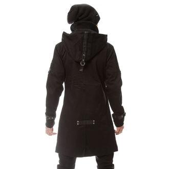 kabát pánsky VIXXSIN - EXCLUSION - BLACK, VIXXSIN