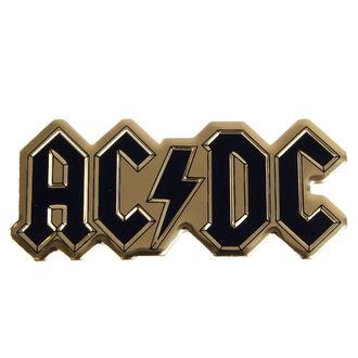 nálepka najmenších (kovová) AC/DC - Logo, C&D VISIONARY, AC-DC