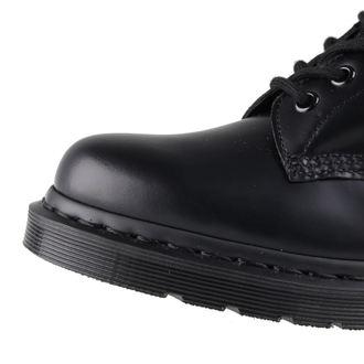 topánky Dr. Martens 8 dierkové - DM 1460 MONO BLACK SMOOTH