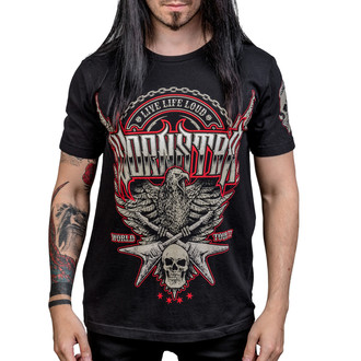 tričko pánske WORNSTAR - Screaming Eagle, WORNSTAR