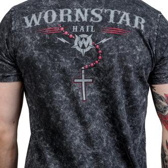 tričko pánske WORNSTAR - Hail