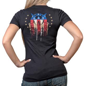 tričko dámske WORNSTAR - Americoma, WORNSTAR
