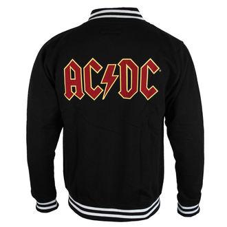 mikina pánska AC/DC - Classic Logo - ROCK OFF, ROCK OFF, AC-DC