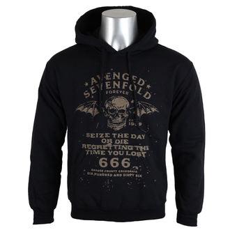 mikina pánska Avenged Sevenfold - Seize the Day - ROCK OFF, ROCK OFF, Avenged Sevenfold