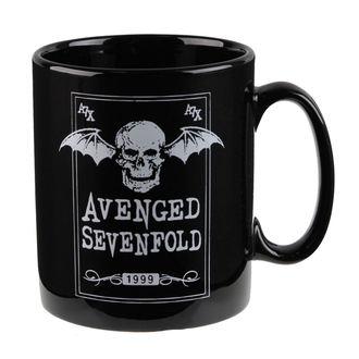 hrnček Avenged Sevenfold - ROCK OFF, ROCK OFF, Avenged Sevenfold