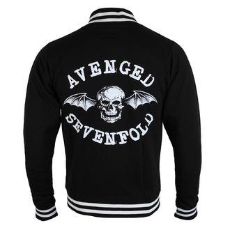 mikina pánska Avenged Sevenfold - Death Bat - ROCK OFF, ROCK OFF, Avenged Sevenfold