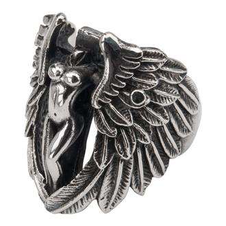prsteň INOX - Wing, INOX
