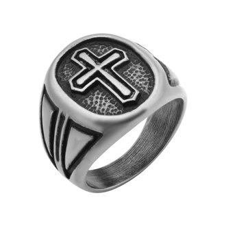 prsteň INOX - Ant Stl Rsd Crs, INOX