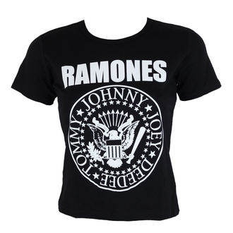 tričko dámske Ramones - Seal - ROCK OFF, ROCK OFF, Ramones