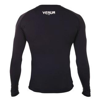 tričko pánske s dlhým rukávom (termo) VENUM - Contender 2.0 Compression - Black / Ice, VENUM