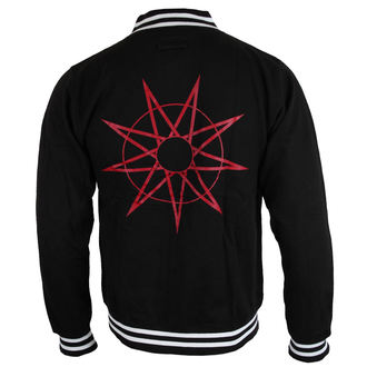 mikina pánska SLIPKNOT - LOGO & 9 POINT STAR - ROCK OFF, ROCK OFF, Slipknot