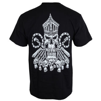 tričko pánske DOGA - Mikuláš - Black, Doga