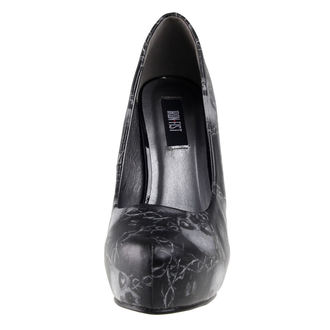 topánky dámske (črievice) IRON FIST - Midnight Urban Decay, IRON FIST