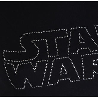 tričko dámske Star Wars - Logo - ROCK OFF, ROCK OFF, Star Wars