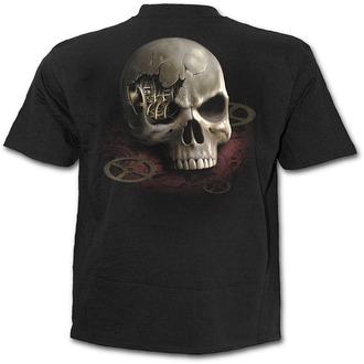tričko detské SPIRAL - STEAM PUNK BANDIT - Black, SPIRAL