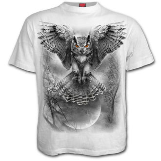 tričko pánske SPIRAL - WINGS OF WISDOM - White, SPIRAL