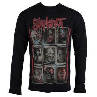 tričko pánske s dlhým rukávom Slipknot - New Mass - ROCK OFF, ROCK OFF, Slipknot