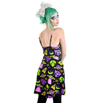 šaty dámske TOO FAST - Alien Occult, TOO FAST