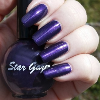 lak na nechty STAR GAZER - Nail Polish 267, STAR GAZER