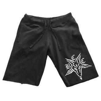 kraťasy pánske BLACK CRAFT - BC Goat Shorts - ST001BG