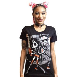 tričko dámske Akumu Ink - Us Vs. Them, Akumu Ink