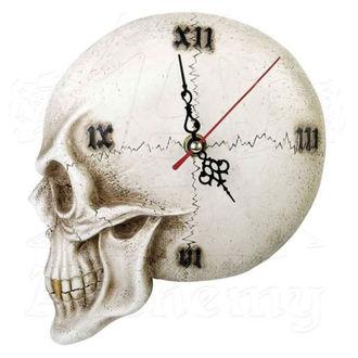 hodiny ALCHEMY GOTHIC - Tempore Mortis Skull, ALCHEMY GOTHIC
