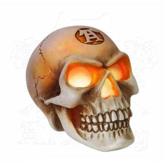 dekorácia ALCHEMY GOTHIC - LED Skull, ALCHEMY GOTHIC