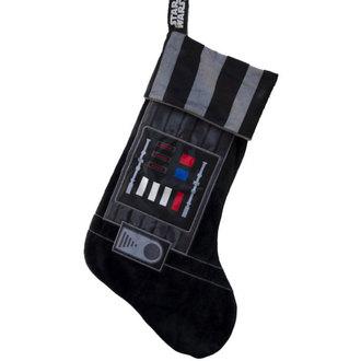 dekorácia (vianočné ponožka) Star Wars - Darth Vader, NNM