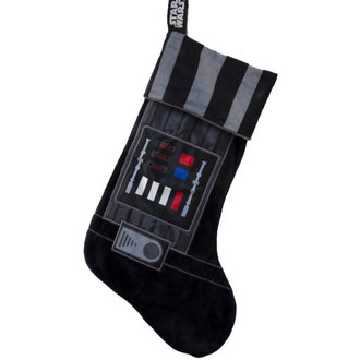 dekorácia (vianočné ponožka) Star Wars - Darth Vader