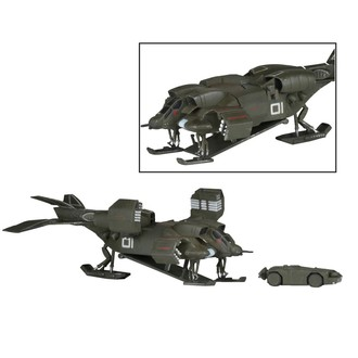 dekorácia (lietadlo) Aliens Diecast - Cinemachines Series 1 UD-4L, Alien - Vetřelec