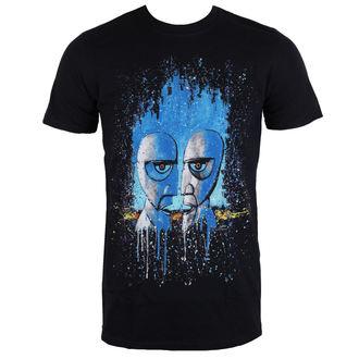 tričko pánske Pink Floyd - Division Bell Drip - Black - ROCK OFF, ROCK OFF, Pink Floyd