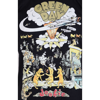 tričko pánske Green Day 1994 Tour - Black - ROCK OFF, ROCK OFF, Green Day