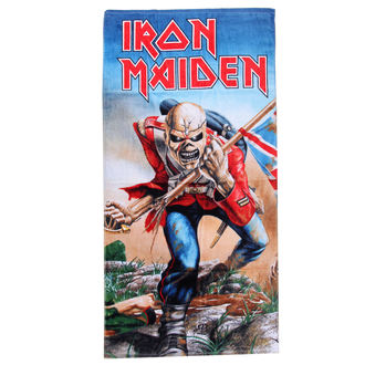 uterák (osuška) Iron Maiden The Trooper, NNM, Iron Maiden