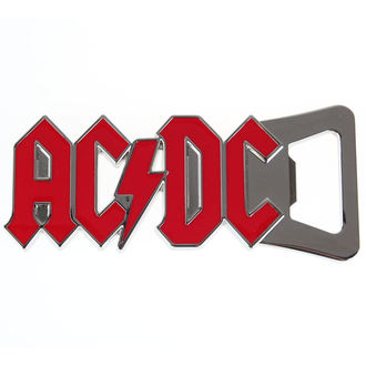 otvárač na fľaša - AC/DC - Logo, NNM, AC-DC