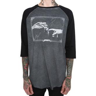 tričko pánske s 3/4 rukávom IRON FIST, IRON FIST