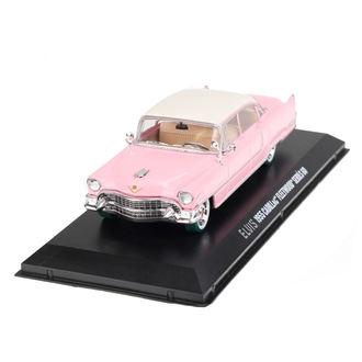 dekorácia Elvis Presley - Cadillac Fleetwood - pink with white roof, Elvis Presley