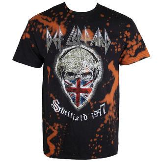 tričko pánske Def Leppard - Sheffielf - BAILEY, BAILEY, Def Leppard