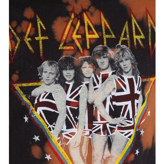 tričko pánske Def Leppard - 1983 Tour - BAILEY, BAILEY, Def Leppard
