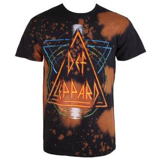 tričko pánske Def Leppard - Geo Shapes - BAILEY, BAILEY, Def Leppard