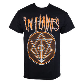 tričko pánske IN FLAMES - Vintage circle - NUCLEAR BLAST, NUCLEAR BLAST, In Flames