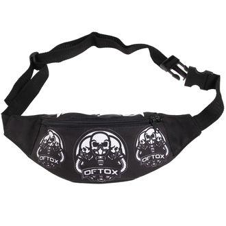 taška (ľadvinka) DOGA - Detox - Black/White, Doga