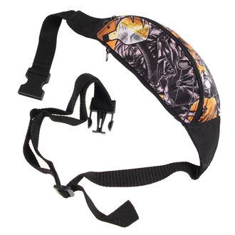 taška (ľadvinka) DOGA - Detox - Black/Yellow, Doga