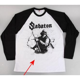 tričko pánske s dlhým rukávom Sabaton - Chose To Surrender - NUCLEAR BLAST - POŠKODENÉ, NUCLEAR BLAST, Sabaton
