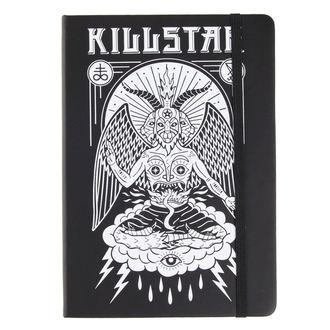 poznámkový blok KILLSTAR - In Like Sin, KILLSTAR